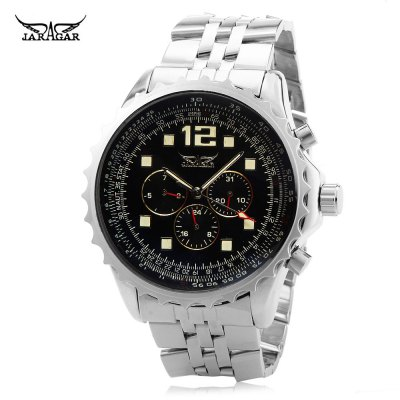 JARAGAR F1205163 Men Automatic Mechanical Watch