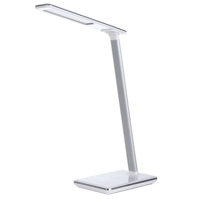 WD102 Folding LED Desk Lamp with Qi Wireless Charger