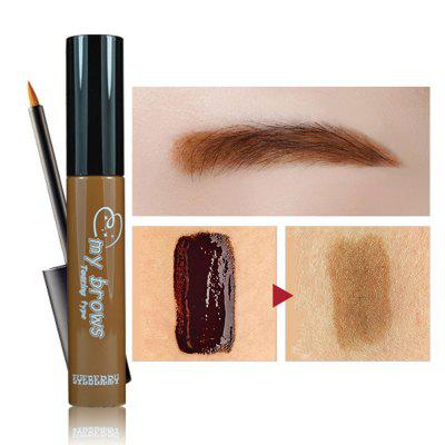 Peel off Adhesive Waterproof Eyebrow Cream