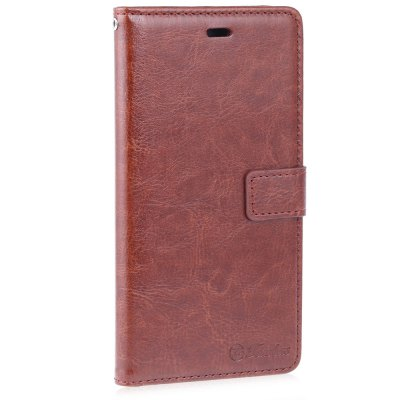Crazy Horse Series Magnetic Flip PU Leather Wallet Cover for Huawei P9 LITE
