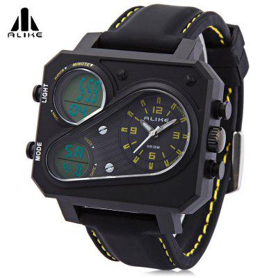 ALIKE AK16119 Male Dual Movt Military Watch