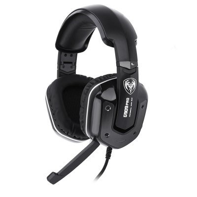 SOMIC G909PRO Over-ear Gaming USB Headphones