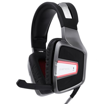 SENICC G291 Over-ear Gaming Computer Headphones