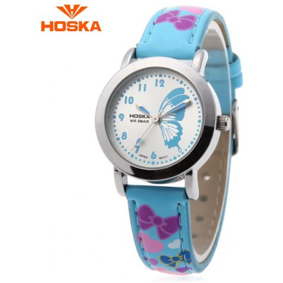 HOSKA H803S Kids Quartz Watch