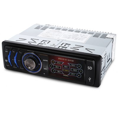 AV87B 3 Inch Car Audio Stereo SD MP5 MP7 Player