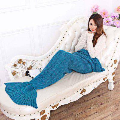 Solid Color  Adults Mermaid Tail Blanket от GearBest.com INT