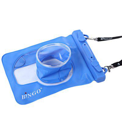 Bingo WP0115 Micro SLR Camera 20M Waterproof Case