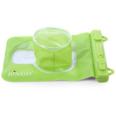 Bingo WP0118 Micro SLR Camera 20M Waterproof Case