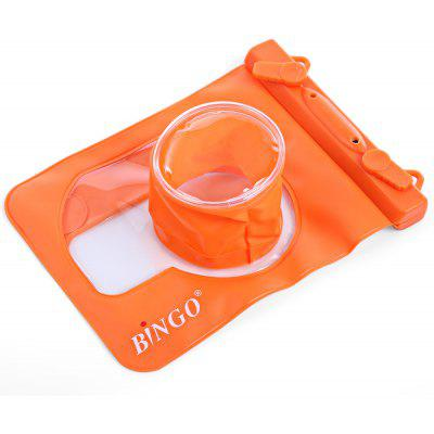 Bingo WP0119 Micro SLR Camera 20M Waterproof Case