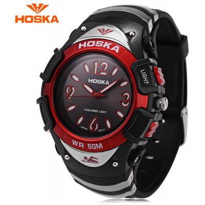 HOSKA H804B Children Quartz Watch