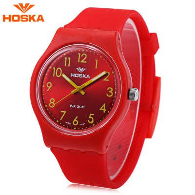 HOSKA H801B Children Quartz Watch