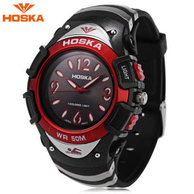 HOSKA H804S Children Quartz Watch