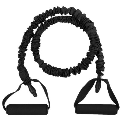 Medium Tension Exercise Resistance Band with Protective CaseExercise Accessories<br>Medium Tension Exercise Resistance Band with Protective Case<br><br>Application: Hanging Training Strap, Pedal Exerciser<br>Department Name: Unisex<br>Function: Legs, Comprehensive Fitness Exercise, Body, Belly, Arms<br>Package Contents: 1 x Resistance Band<br>Package Size(L x W x H): 30.00 x 23.00 x 3.00 cm / 11.81 x 9.06 x 1.18 inches<br>Package weight: 0.175 kg<br>Product Size(L x W x H): 142.00 x 12.00 x 3.00 cm / 55.91 x 4.72 x 1.18 inches<br>Product weight: 0.150 kg