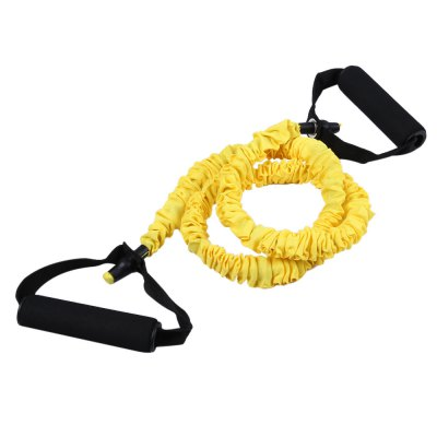 Medium Tension Exercise Resistance Band with Protective Case