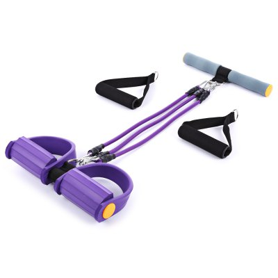 Fitness Body Exercise Pedal Resistance Band