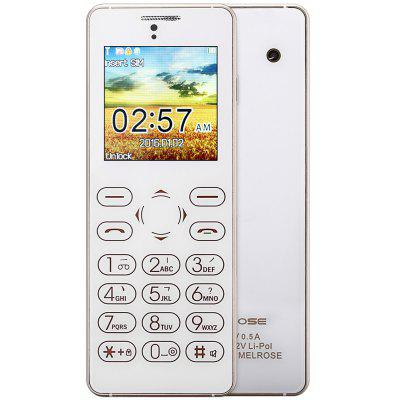 MELROSE T1 1.54 inch Full Touch Card Phone