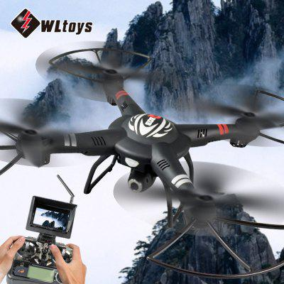 WLtoys Q303 - A RC QuadcopterRC Quadcopters<br>WLtoys Q303 - A RC Quadcopter<br><br>Age Range: &gt; 14 Years old<br>Brand: WLtoys<br>Control Channels: 4 Channels<br>Controller Mode: MODE2<br>Material: ABS<br>Package Contents: 1 x Quadcopter, 1 x Transmitter, 1 x FPV Monitor, 1 x Set of Propellers, 1 x USB Cable, 1 x Antenna, 1 x Balance Charger, 1 x Charger, 1 x Card Reader, 1 x Bilingual User Manual in English and Chinese<br>Package Size(L x W x H): 59.00 x 34.00 x 17.00 cm / 23.23 x 13.39 x 6.69 inches<br>Package weight: 2.400 kg<br>Product Size(L x W x H): 40.00 x 40.00 x 17.00 cm / 15.75 x 15.75 x 6.69 inches<br>Product weight: 0.500 kg