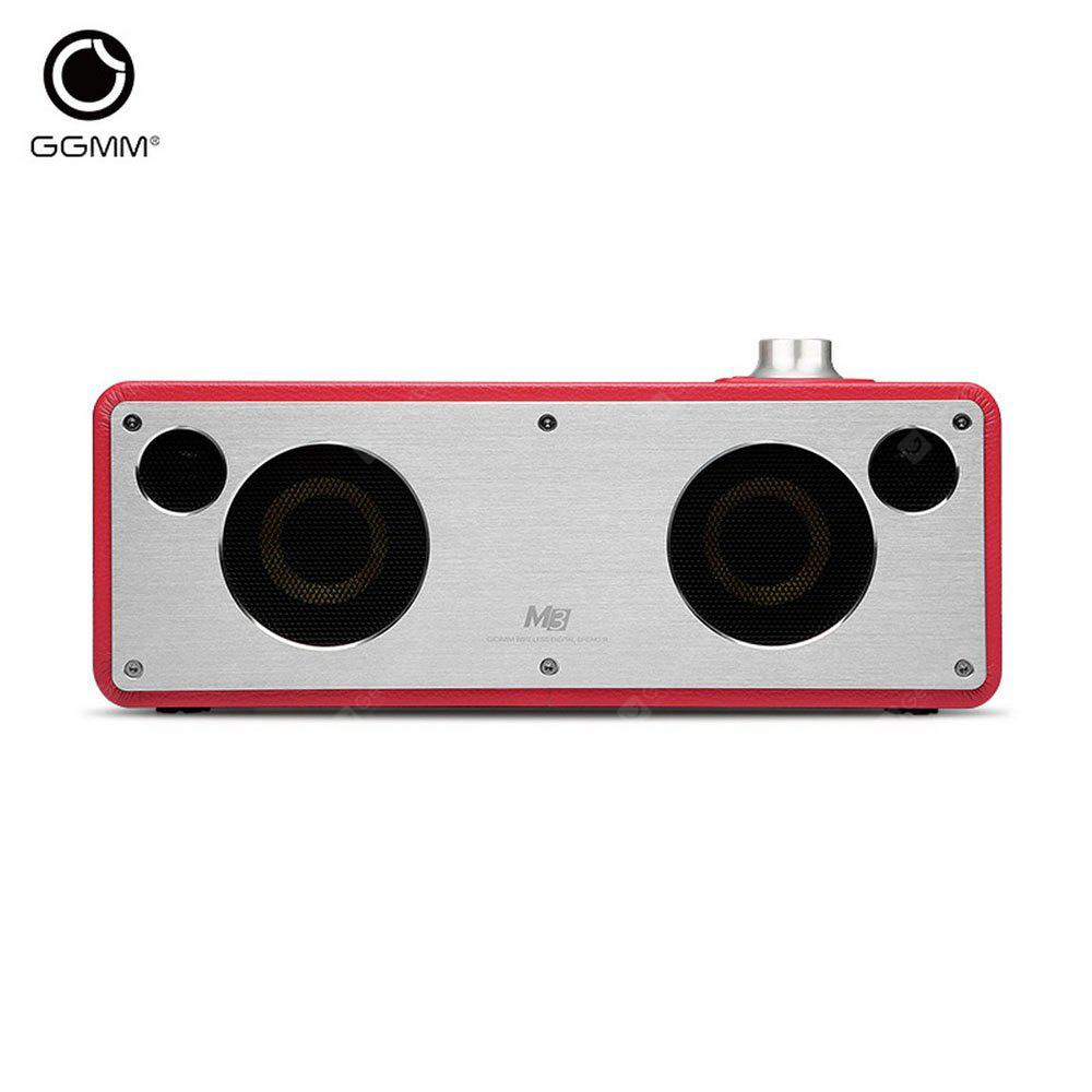 GGMM WS 301 M3 Speaker CHERRY RED