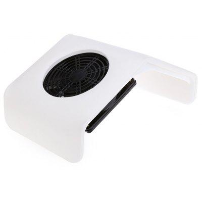 30W 220V / 110V Suction Nail Dust Collector Machine