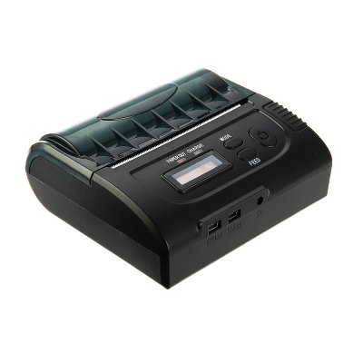 ZJ - 8002 80mm Bluetooth Thermal POS Receipt Printer