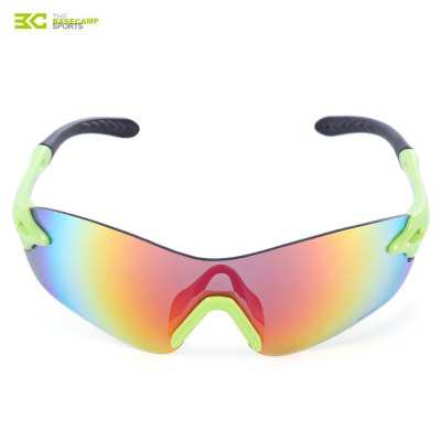 BASECAMP High Definition Cycling Sunglasses