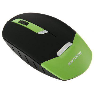 ESTONE E 2330 Ultrathin Wireless 4 Buttons Optical Mouse