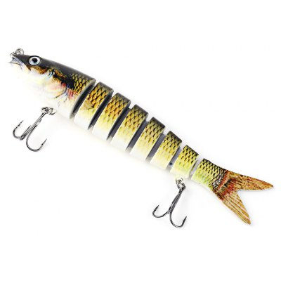 PROBEROS Outdoor Fishing Lures Crank Bait with 2 Hook