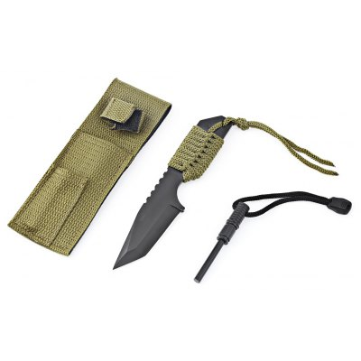 Camping Tanto Knife