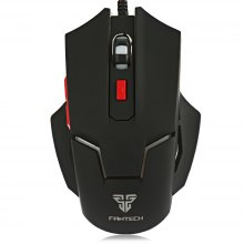 Fantech V4 2400 DPI Wired Optical Gaming Mouse