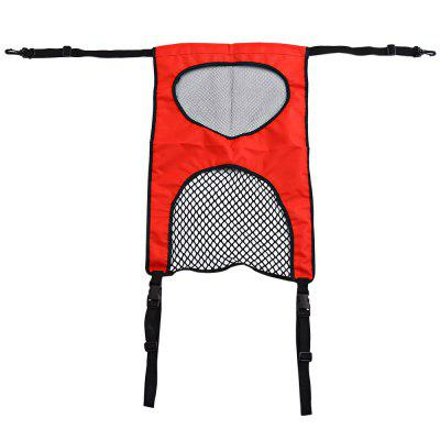 Car Travel Pet Backseat Mesh Barrier