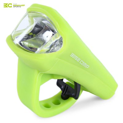 BASECAMP Bicycle 3W LED Waterproof USB Charging Front Light