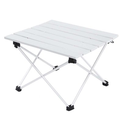 Portable Foldable Table with Anti-slip Desk