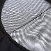 Car Travel Pet Pet Backseat Mesh Barrier - NOIR