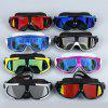 best Big Frame Multi Color Anti-fog UV Swim Goggles Glasses