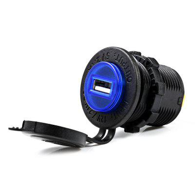 C939 5V 2.1A Single USB Vehicle Power Plug