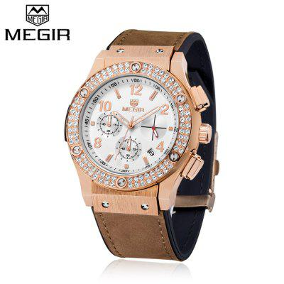 MEGIR 2034G Men Quartz Watch