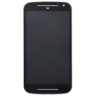 Replacement LCD Screen Frame Assembly for Moto G2