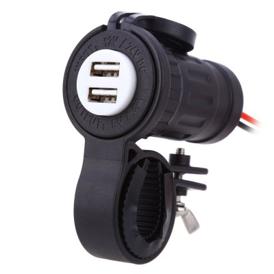 C945 60L Z Vehicle Car Dual 4.2A USB Charger