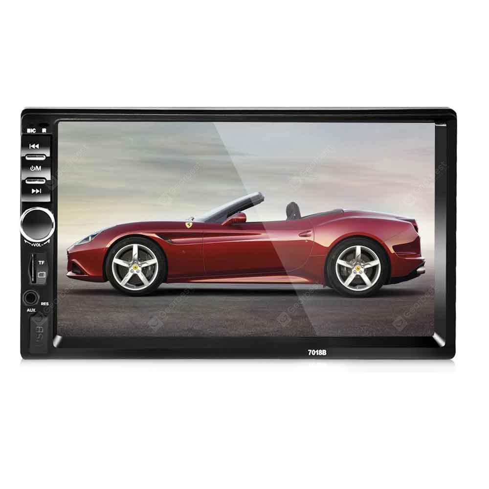 Image result for 7018B 7 Inch Bluetooth V2.0 Car MP5 Player