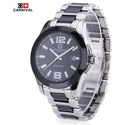 CARNIVAL 8818G Men Auto Mechanical Watch