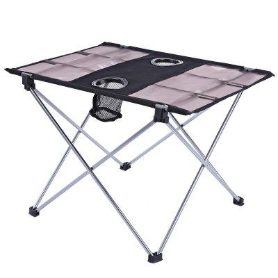Outdoor Portable Ultralight Aluminum Alloy Folding Table