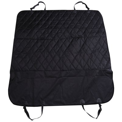 Buy Pet Protector Car Seat Cover Backseat Hammock BLACK for $35.75 in GearBest store