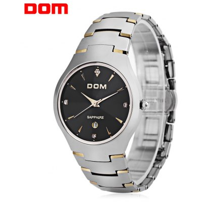 DOM 698 Men Quartz Watch