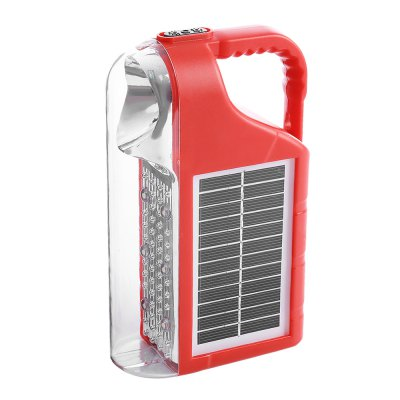 7 LEDs 3W 300LM Solar Powered Lantern