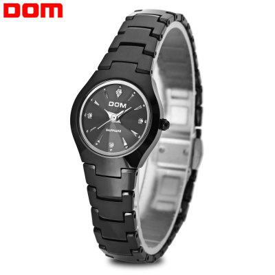 DOM 398 Women Quartz Watch