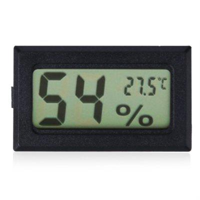 Mini Digital Indoor Thermometer Hygrometer