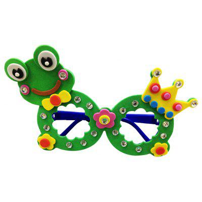 Cartoon Glasses Handmade Educational Toy