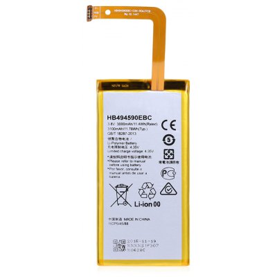 3100mAh Li-Polymer Battery Fitting for Huawei Honor 7 G620 / G628