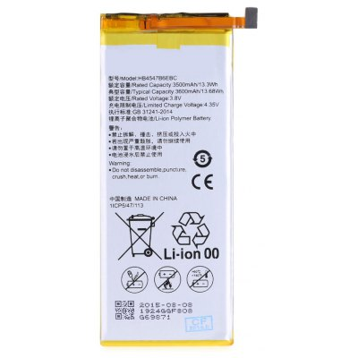 3600mAh Li-Polymer Battery Fitting for Huawei Honor 6 Plus