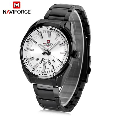 Naviforce NF9038M heren quartzhorloge